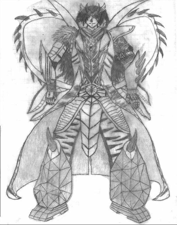 Emperor Naraku by UT_Inuyasha