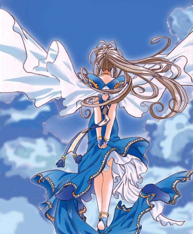 Belldandy by Uchida
