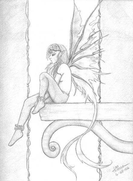 Fairy by UniqueAsAPlatypus