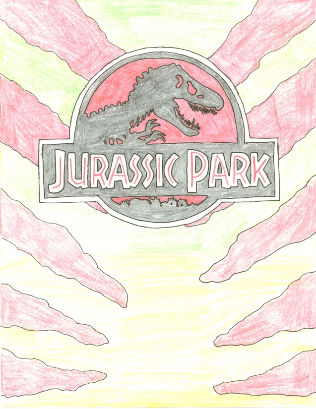 jurassic park logo by VIRUS123