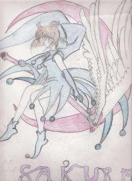 card captor sakura by Vampgirl_14