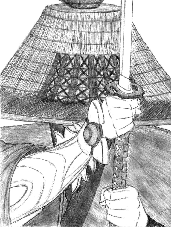 Ronin Onimusha by VampireWarith