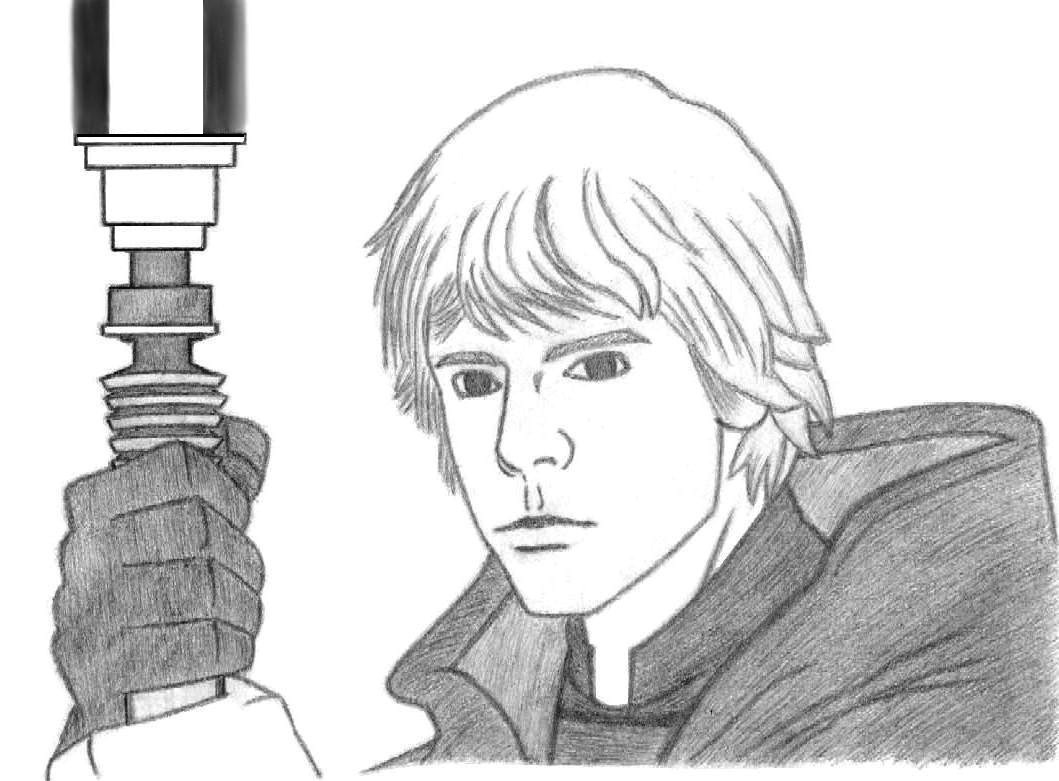 Luke Skywalker: Return of the Jedi by VampireWarith