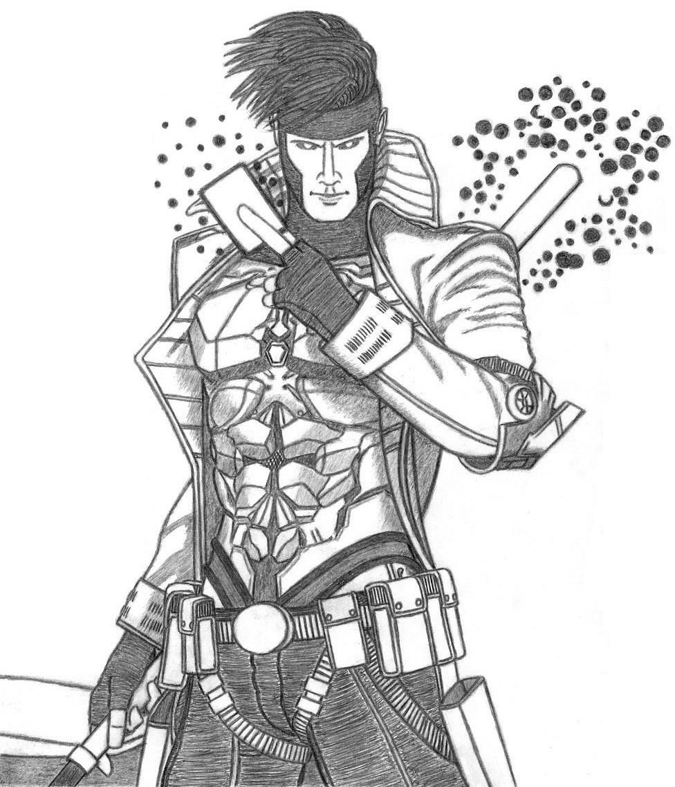 Gambit by VampireWarith