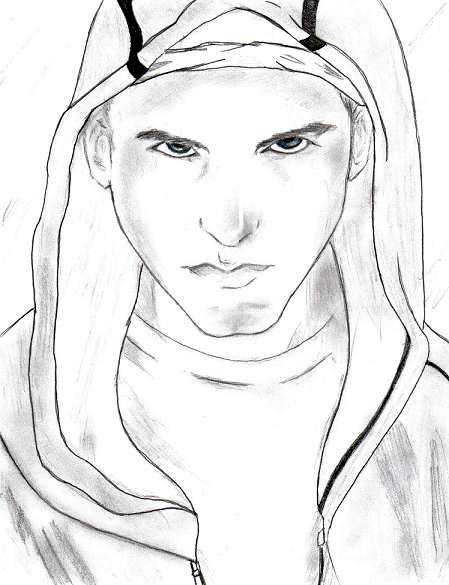Eminem by Vampire_Orchid