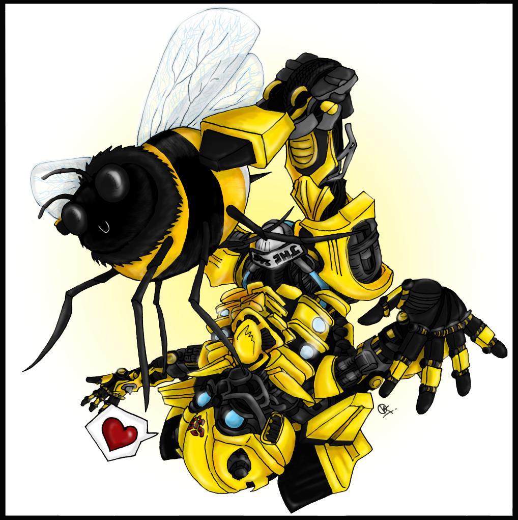 Bumblebee by VanKid