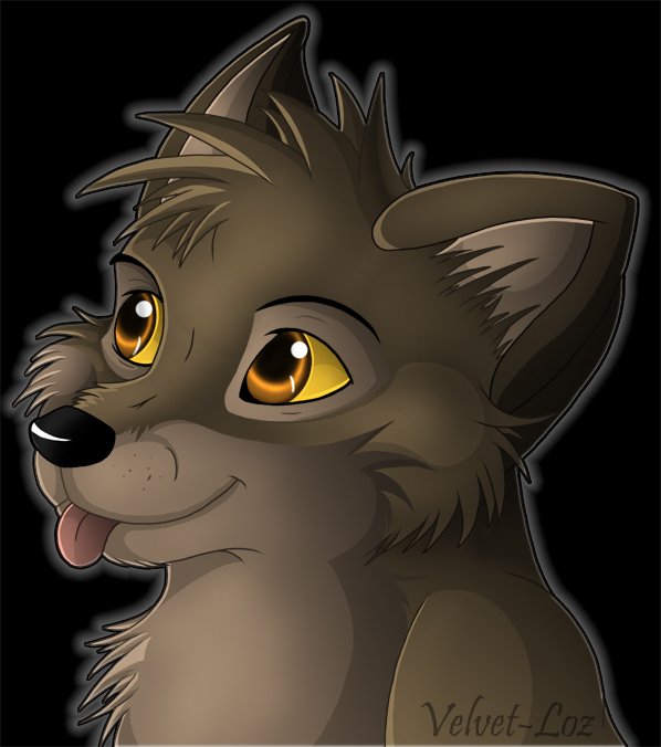 Balto pup by Velvet