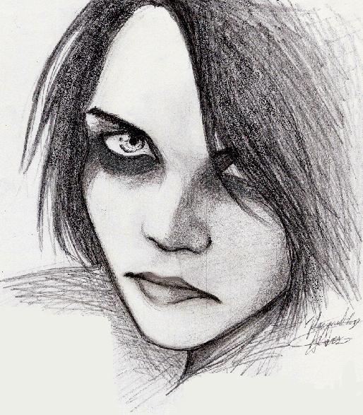 !Gerard Way! by Venus_Sunev_Ao_Oa