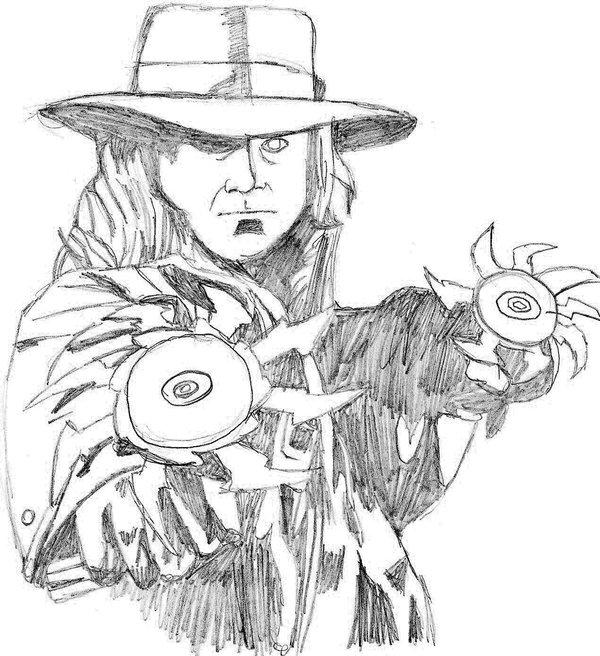 Van Helsing by Vexx