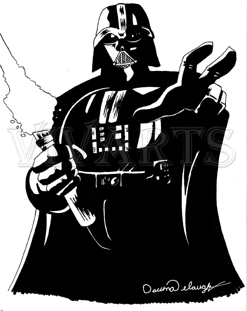 Dark Lord by VivArts