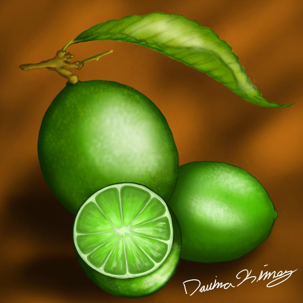 Limes by VivArts