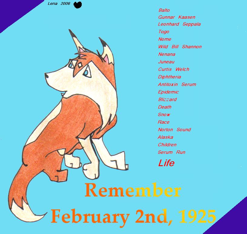 Remember February 2, 1925 by Vzmmo