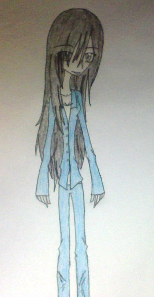 Rinoa in pajamas by velagirls10