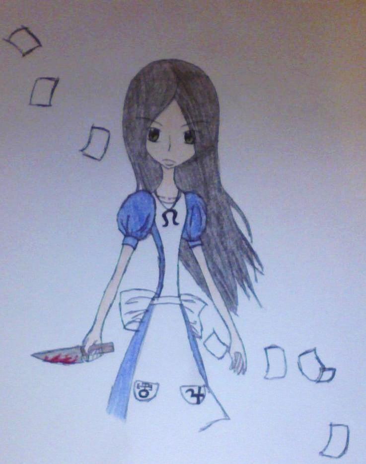 Alice by velagirls10