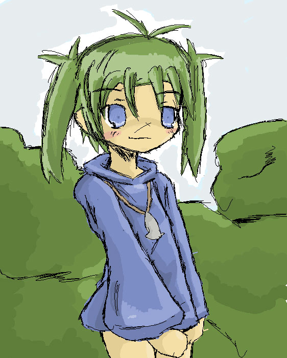 cave story Sue sketch by vgkitties