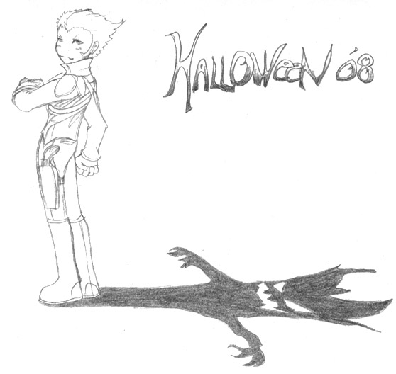 Shadow Creep by viicious
