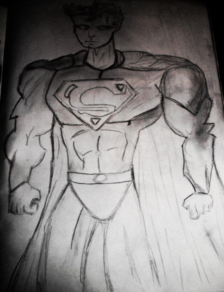 Man of Steel by vincentvigilante