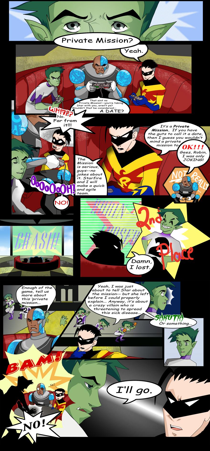 Sympathy Kiss--page 2 by violetrrb
