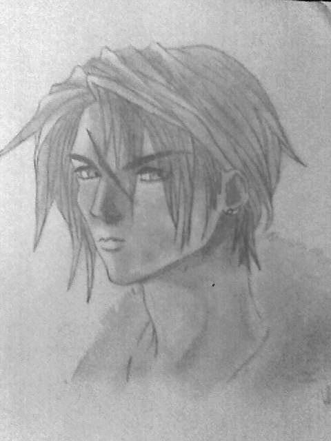 Squall Leonheart by vivi567
