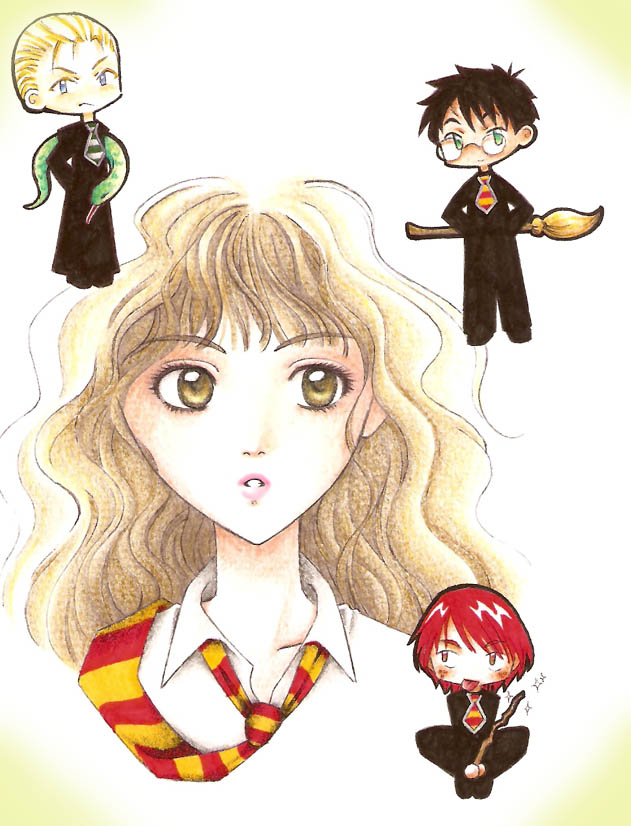 Hermione & sds by WTE