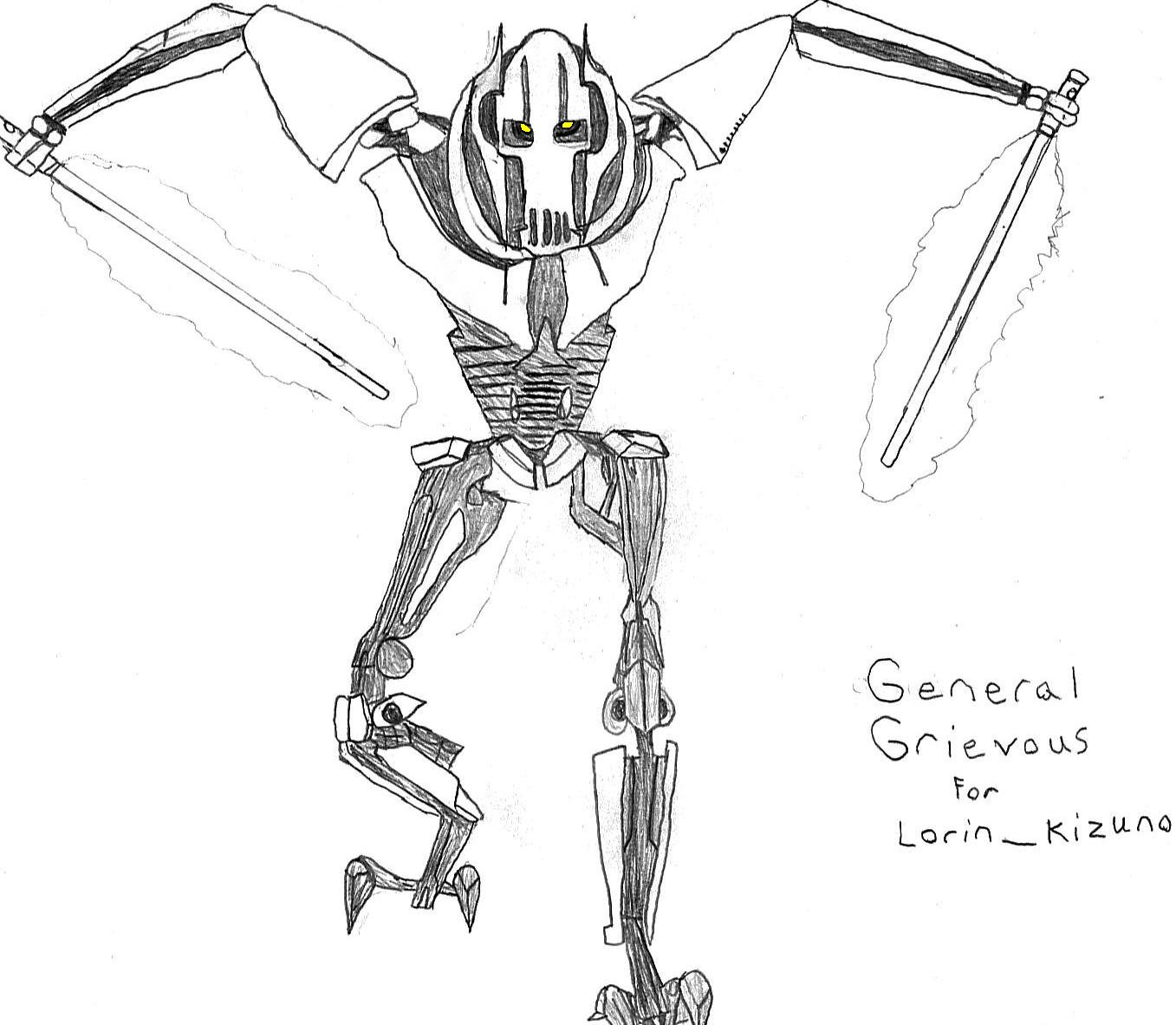 Request Grievous by Wait_what