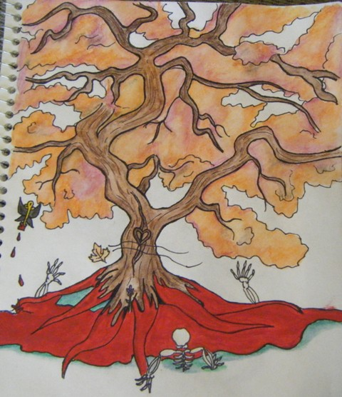 Tree of Troy by Wasabi123