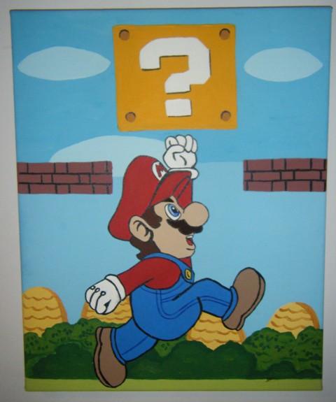 Mario Jump by Wasabi123