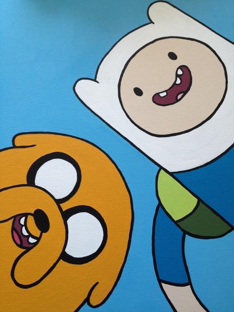 Finn & Jake by Wasabi123