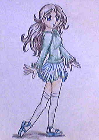 Picture of Tima-san (requested by Tima-san ^^) by WaterGoddess