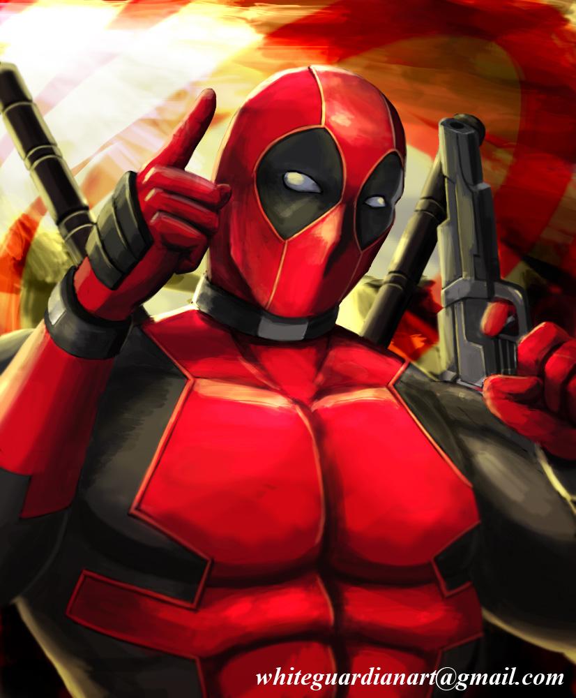 Deadpool by WhiteGuardian