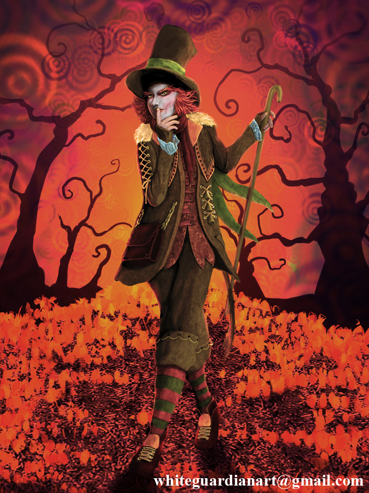 Mad Hatter by WhiteGuardian
