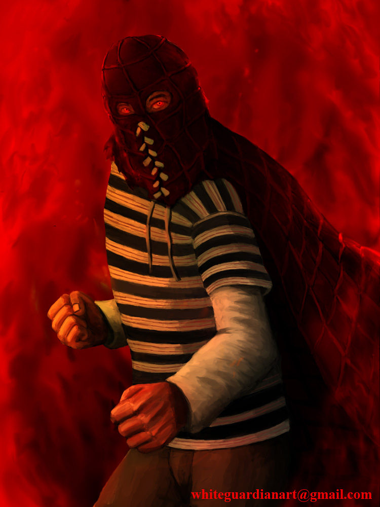 Brightburn by WhiteGuardian