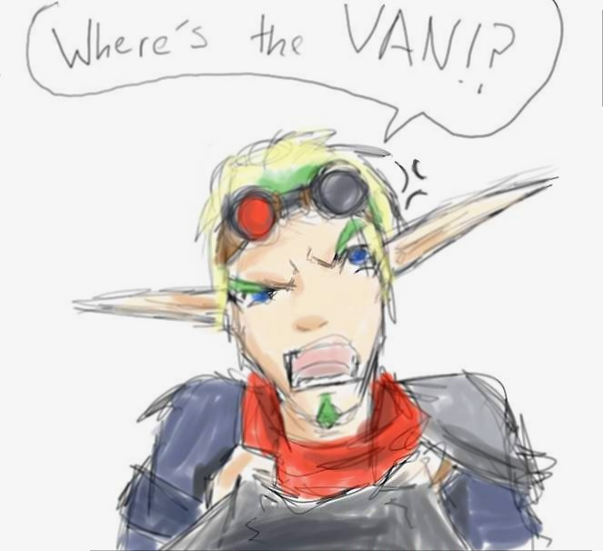 Where's the Van by White_Queen