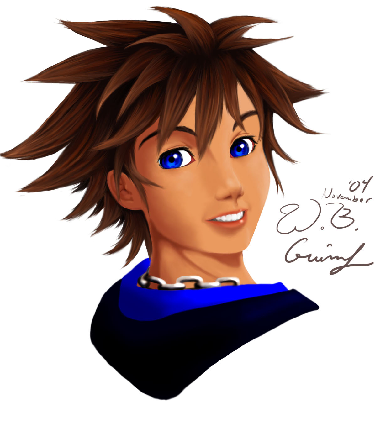 coloured sora! complet by WillieB