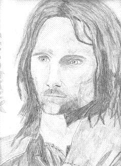 Aragorn by Wilya