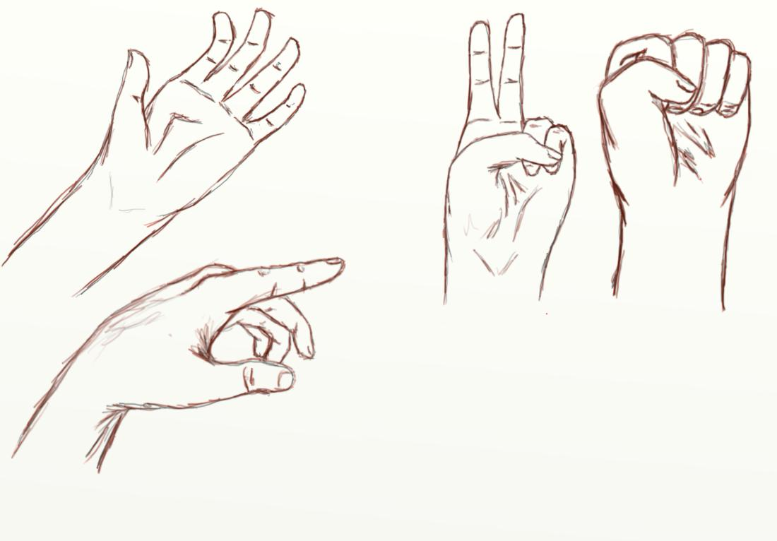 hand practice 1 by Wishsayer