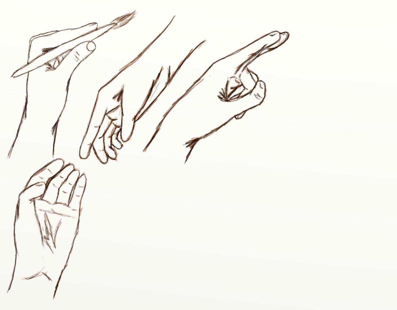 hand practice 2 by Wishsayer
