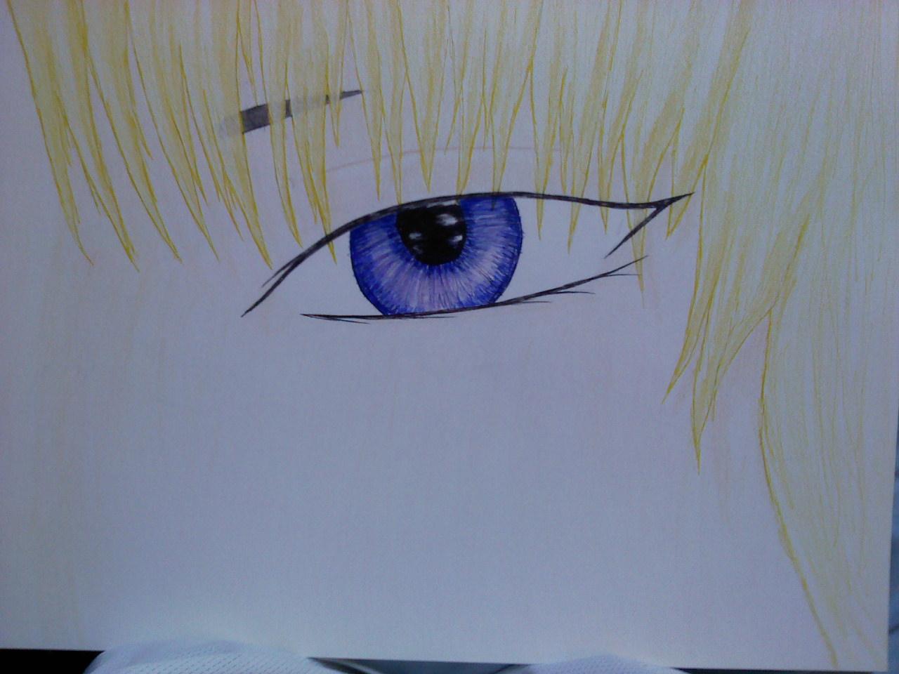A Big Eye (waka) by Wishsayer