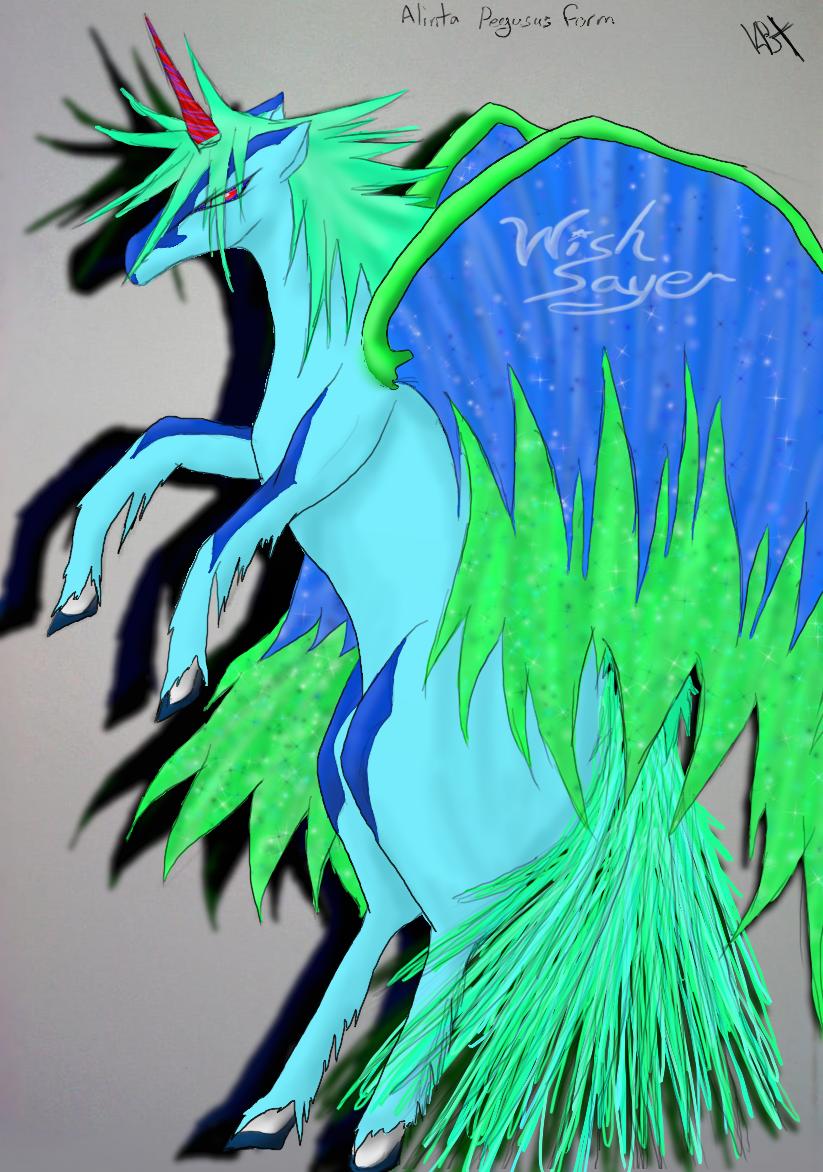 Alinta pegasus form redone by Wishsayer