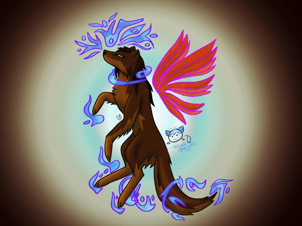 Wolf Magic by Wishsayer
