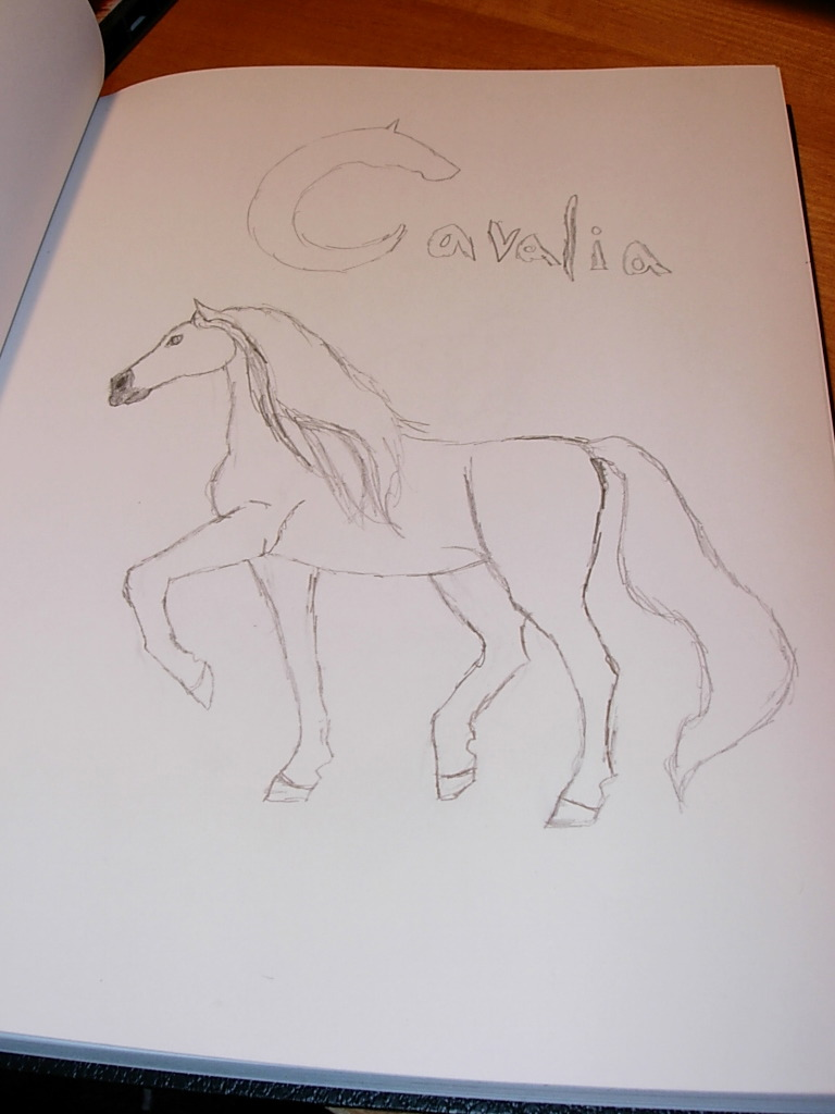 Cavalia Horse by Witchkings_Son_Amanadar