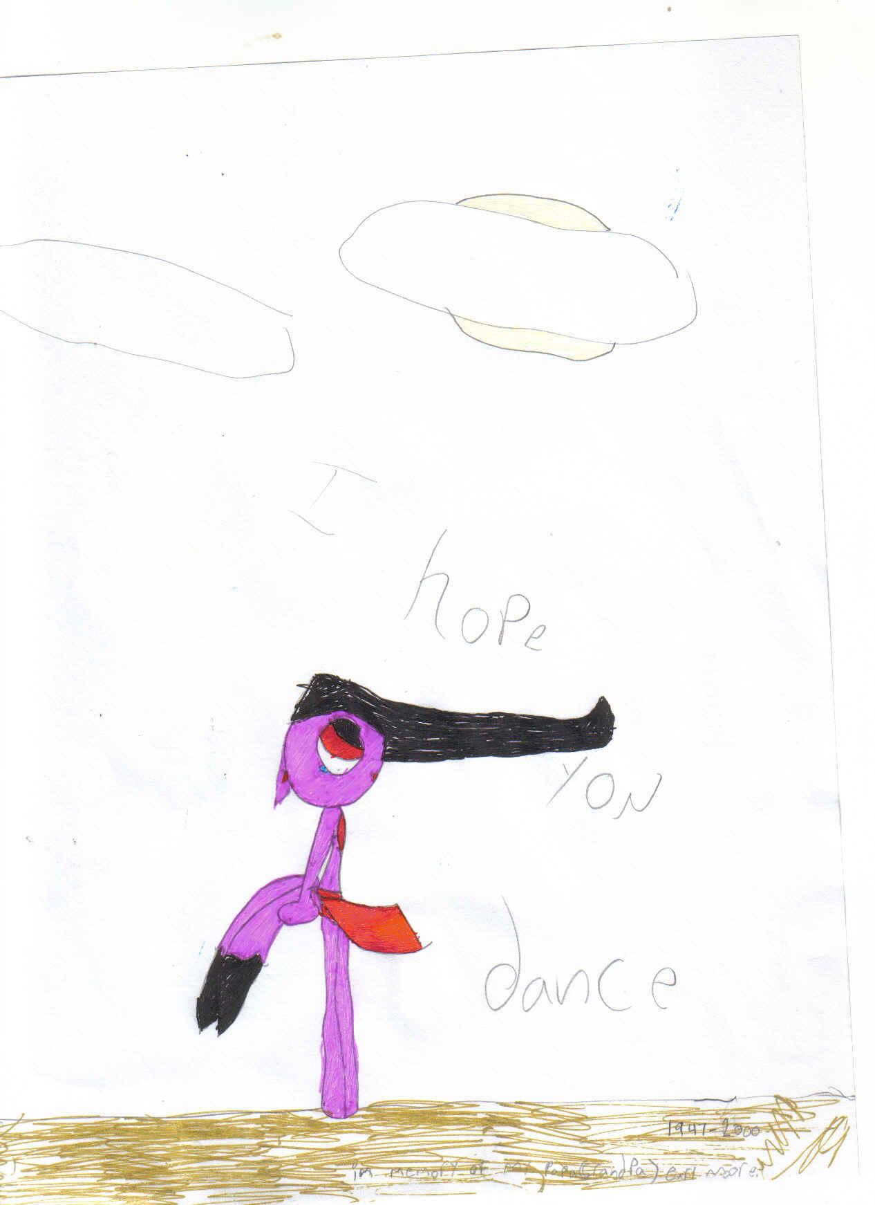 i hope you dance papa by wajarah