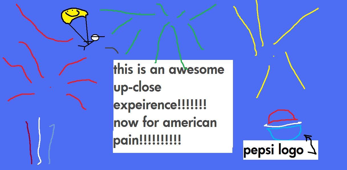 American Pain by waluigiguy22