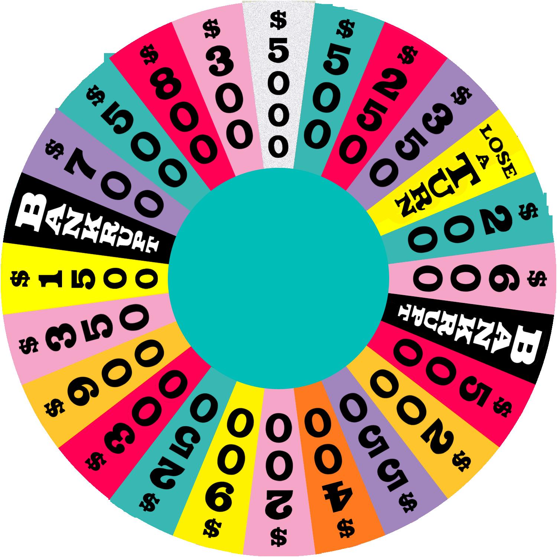 Wheel of Fortune 1995 PC game - round 4 by wheelgenius