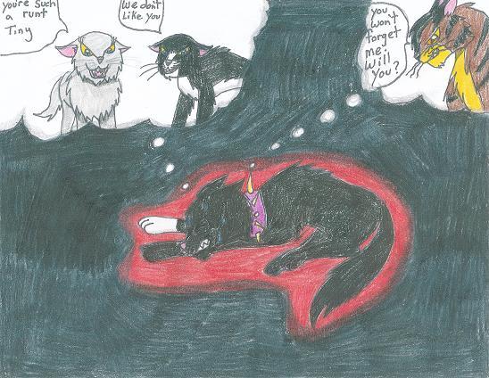 nightmares by whitekitten