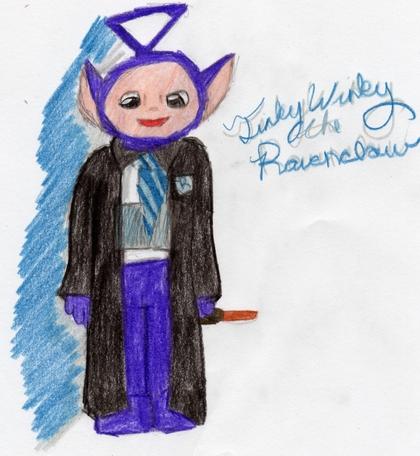 Tinky Winky the Ravenclaw!!!!! by wild_spirit