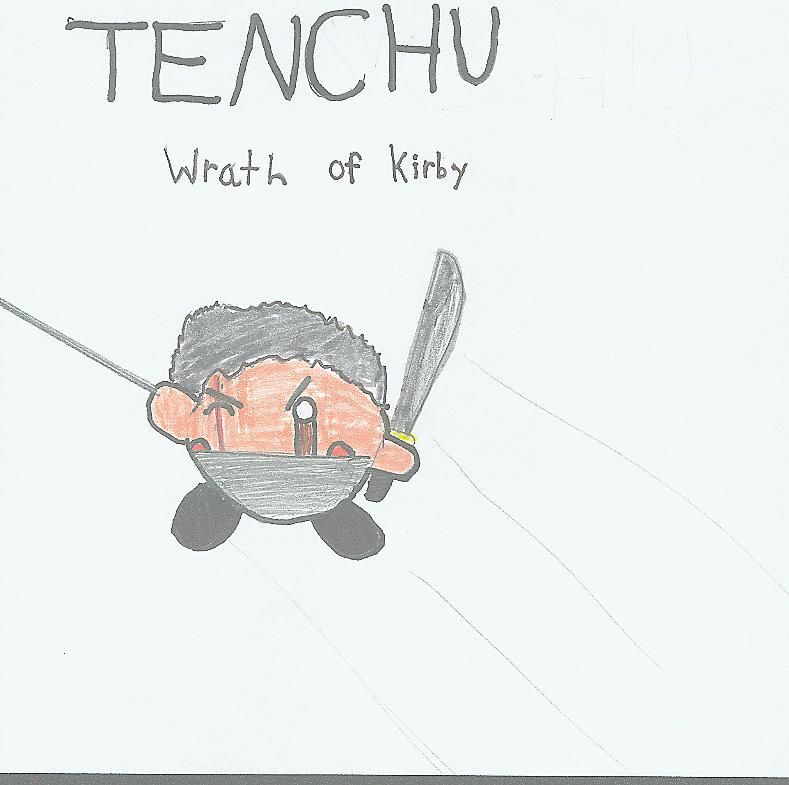 Tenchu Kirby by williamperez