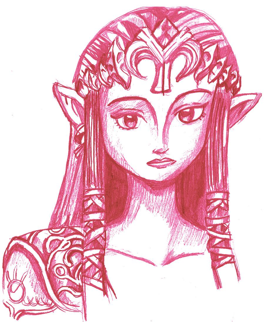 Zelda by windflame
