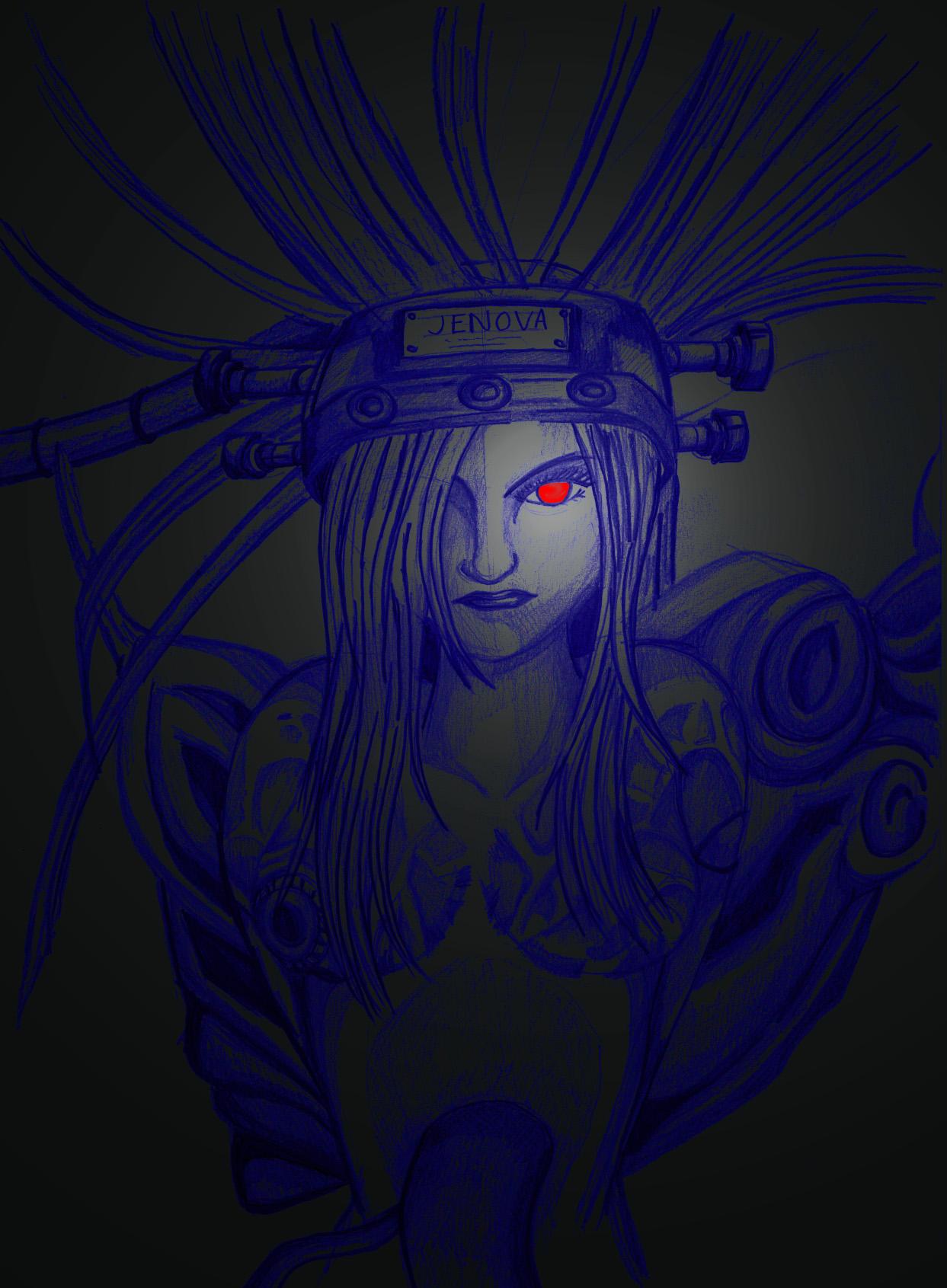 Jenova by windflame