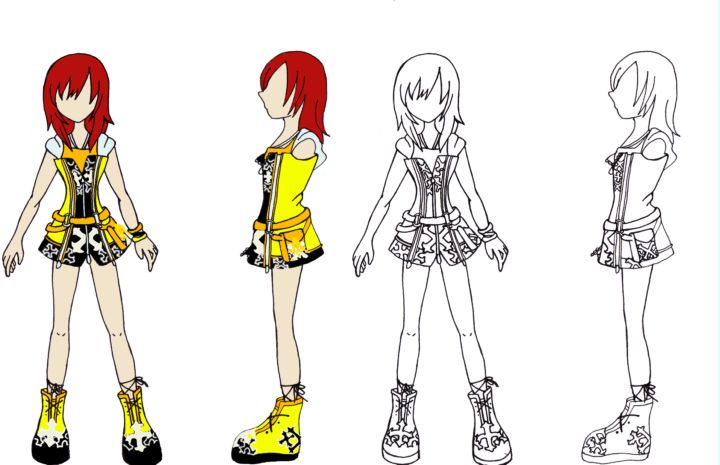 Kairi Master form design by windflame